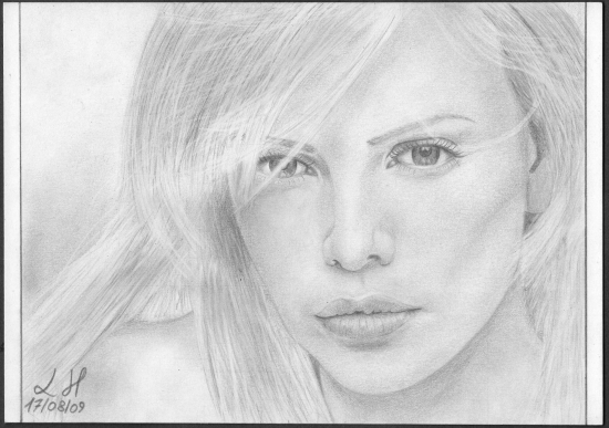 Charlize Theron by Lemik90